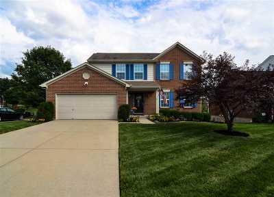 Burlington Single Family Home New: 2418 Millstream Lane