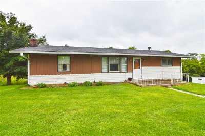 Alexandria Single Family Home New: 330 Cedar Lane
