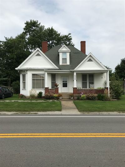 Owen County Single Family Home For Sale: 4900 Highway 227 N