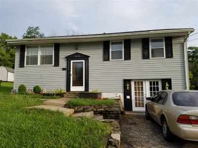 Florence, Erlanger Single Family Home New: 3523 Jacqueline
