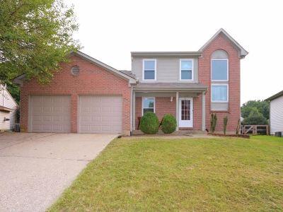 Burlington Single Family Home For Sale: 2937 Timber Ridge Way