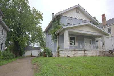 Single Family Home New: 3821 Glenn