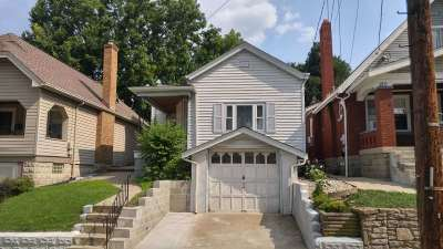 Bellevue Single Family Home For Sale: 212 Roosevelt Avenue