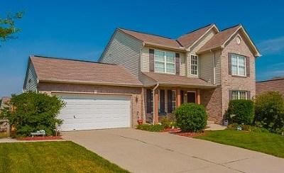 Burlington Single Family Home New: 6034 Ethan Drive