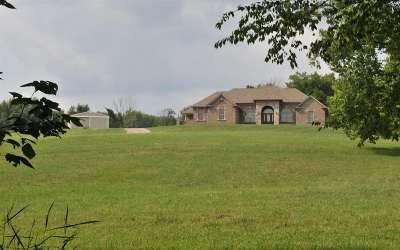 Boone County Single Family Home New: 3466 Garber Lane