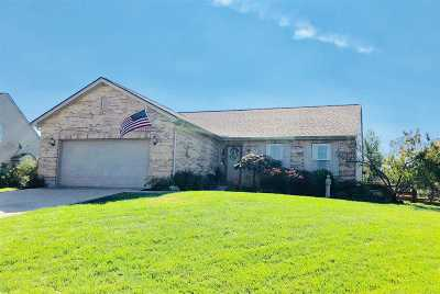 Florence Single Family Home For Sale: 9217 Mill Way