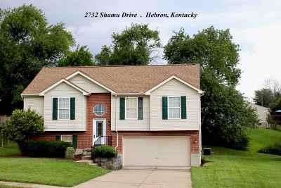 Hebron Single Family Home For Sale: 2732 Shamu Drive