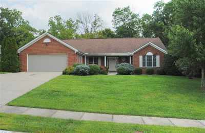 Hebron Single Family Home For Sale: 1394 Sequoia Drive