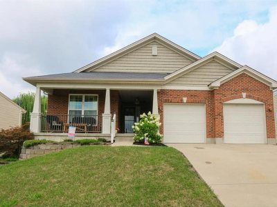 Hebron Single Family Home For Sale: 2393 Frontier Drive