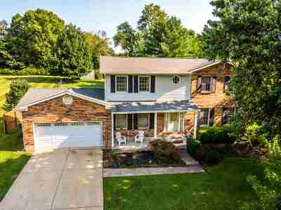 Union Single Family Home For Sale: 1842 Whispering Trail