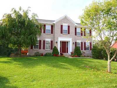 Burlington Single Family Home For Sale: 6424 Lantern Way