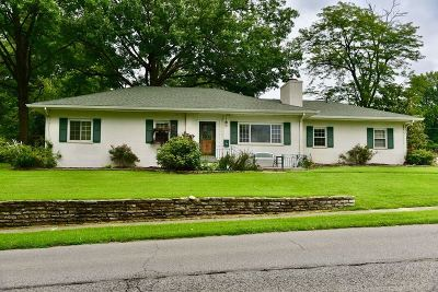 Fort Mitchell, Fort Wright Single Family Home For Sale: 1518 E Henry Clay Avenue