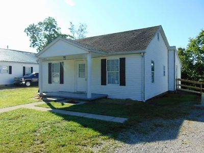 Owen County Single Family Home For Sale: 303 Adair