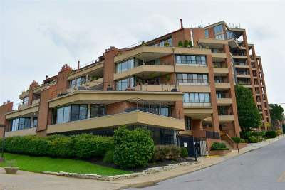 Covington Condo/Townhouse For Sale: 1 Riverside Place #405