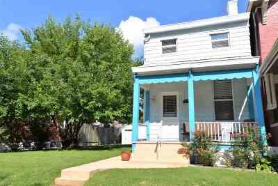 Covington Single Family Home For Sale: 2012 Eastern Avenue