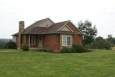 Owen County Single Family Home For Sale: 150 Kerns