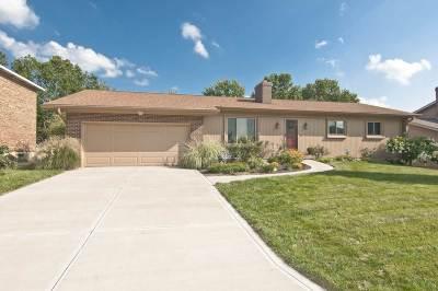 Edgewood Single Family Home For Sale: 3043 Edge Mar