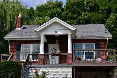 Newport Single Family Home For Sale: 8 Parker