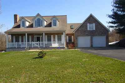 Alexandria Single Family Home For Sale: 13363 Hissem Road