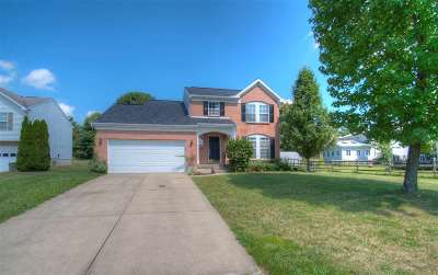 Union Single Family Home For Sale: 1836 Willow Brook Court
