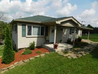 Grant County Single Family Home For Sale: 345 Bullock Pen Drive
