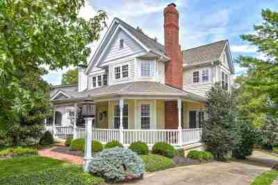 Single Family Home For Sale: 56 Woodlawn Avenue