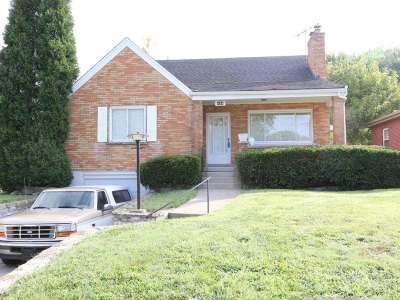 Erlanger Single Family Home For Sale: 436 James Avenue