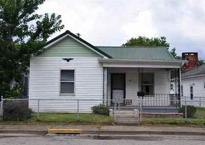 Single Family Home For Sale: 511 Florence Street
