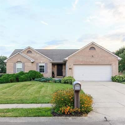 Florence Single Family Home For Sale: 8766 Woodridge Drive