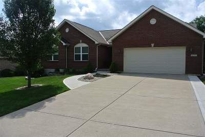Single Family Home For Sale: 4370 Silversmith Lane