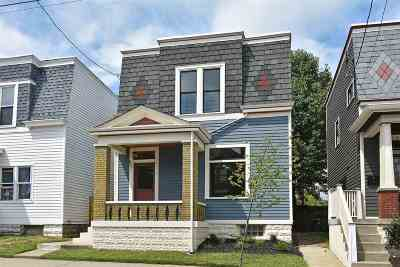 Newport Single Family Home For Sale: 607 E 9th Street
