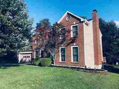 Hebron Single Family Home For Sale: 2063 Bridgette Lane