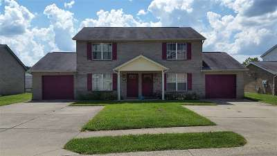 Crittenden Multi Family Home For Sale: 125 Harlan