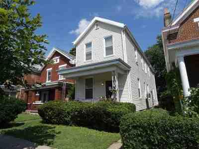 Kenton County Single Family Home For Sale: 1814 Holman Street