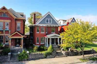 Covington Single Family Home For Sale: 1721 Scott Boulevard