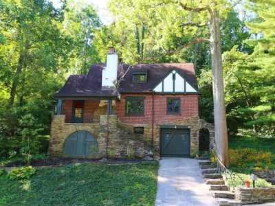 Park Hills Single Family Home For Sale: 1049 Montague Road