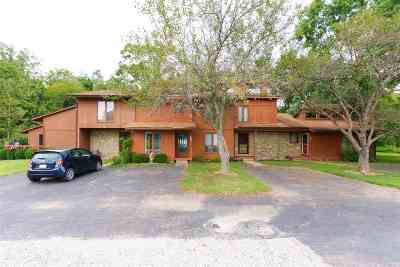 Owen County Condo/Townhouse For Sale: 700 Inverness Road