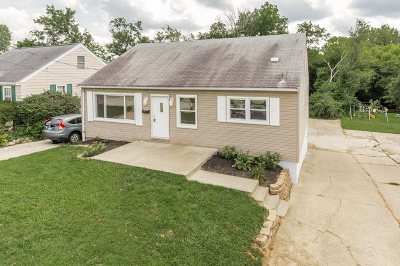 Erlanger Single Family Home For Sale: 3229 Riggs Road