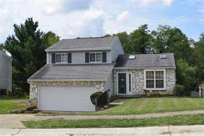 Erlanger Single Family Home For Sale: 131 Hillwood Ct