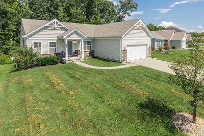 Alexandria Single Family Home For Sale: 682 Mallard Drive