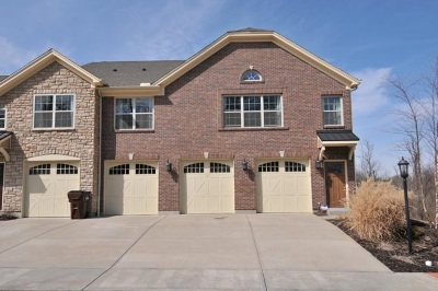 Crescent Springs Condo/Townhouse For Sale: 636 Hidden Pine Way