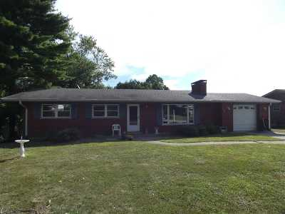 Florence Single Family Home For Sale: 8 Kennedy Court