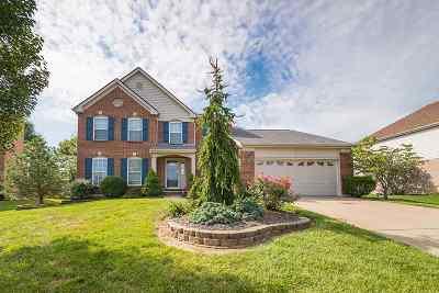 Union Single Family Home For Sale: 10065 Cedarwood Dr