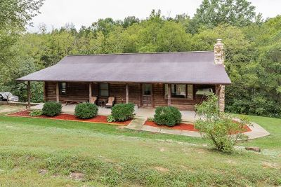 Boone County, Campbell County, Gallatin County, Grant County, Kenton County, Pendleton County Single Family Home For Sale: 11406 Pleasant Ridge