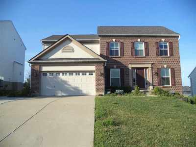 Florence Single Family Home For Sale: 7503 Harvestdale Lane