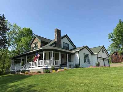 Alexandria Single Family Home For Sale: 9030 Persimmon Grove Pike