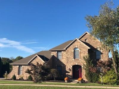 Alexandria Single Family Home For Sale: 117 Ridgeway