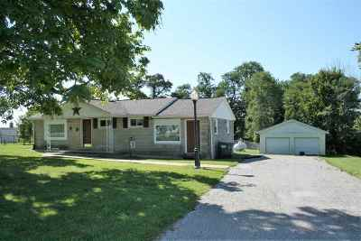 Independence Single Family Home For Sale: 2463 Moffett Road