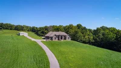 Burlington Single Family Home For Sale: 3466 Garber Lane