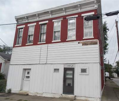 Campbell County, Kenton County, Boone County, Grant County, Pendleton County Multi Family Home For Sale: 1557 Maryland Avenue #2
